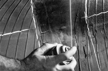 Ремонт боковины радиальных покрышек внедорожной и землеройной техники радиальными пластырями РМ12 Tech Шлифовальные шарики Шиноремонтный инструмент Шиноремонтные материалы Шиномонтажник Шиномонтаж Шероховальные машинки Технология ремонта Тальк шиномонтажный Сырая резина Ролики закаточные Публикации Пластыри кордовые Очиститель Ножи для шиномонтажа Мел для шиномонтажа Клей Вулканизационная жидкость Вулканизатор Восстановитель бескамерного слоя Tech