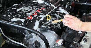 Когда и как правильно мыть двигатель автомобиля. Публикации автомойка  Публикации Автохимия Автосервис Автомойщик Автомойка Автолюбитель