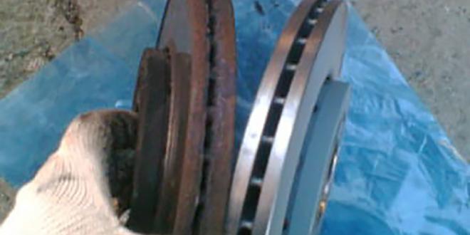 К чему ведет износ тормозных дисков. Шиномонтажник Шиномонтаж Публикации Водитель Автосервис Автомобиль Автолюбитель