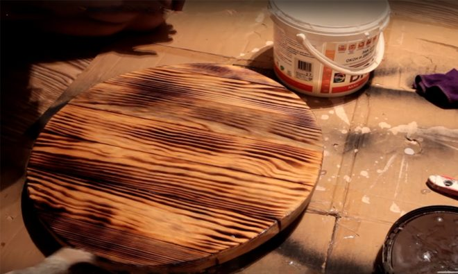 Изготовим столик из старых покрышек своими руками. Шиномонтажник Публикации Дачник Дача