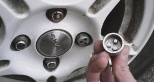 Как правильно выбрать секретки на колеса автомобиля. Публикации о шиноремонте  Шиномонтажник Шиномонтаж Публикации Автосервис Автомобиль Автолюбитель