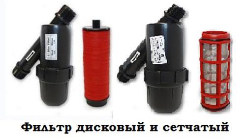 Фильтры системы капельного полива и их правильное использование. Сад Публикации Огород Дачник Дача
