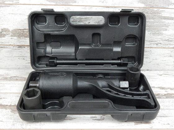 Ключ баллонный роторный для грузовых автомобилей Шиноремонтный инструмент Шиномонтажник Шиномонтаж Публикации Водитель Автосервис Автомобиль Автолюбитель