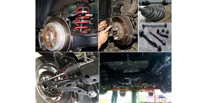 Для автолюбителей 8 маленьких хитростей ремонта автомобиля.
