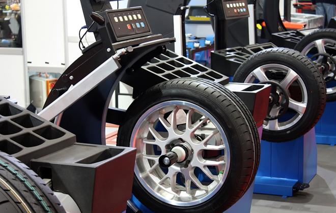 Балансировка колес оборудование