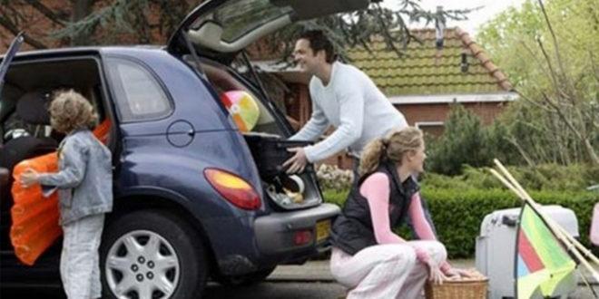 Едем на отдых: что взять в машину? Автомобиль Автолюбитель Авто